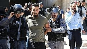 İsrail güçleri ramazan ayı başından bu yana 850 Filistinliyi gözaltına aldı