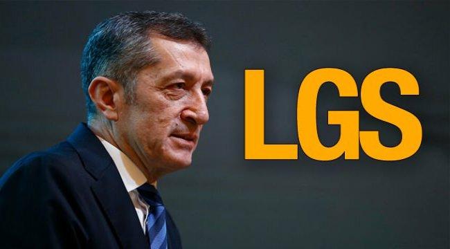MEB Bakanı Selçuk'tan LGS'de değişiklik açıklaması! Bu yıl ilk defa uygulamaya konulacak!