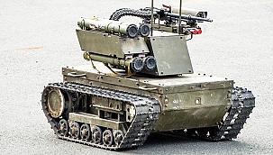 Rusya cepheye robot savaşçıları sürecek