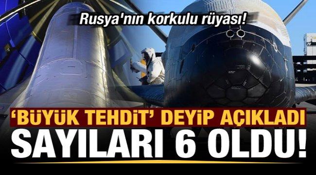 Rusya X-37 Büyük tehdit' deyip açıkladı!