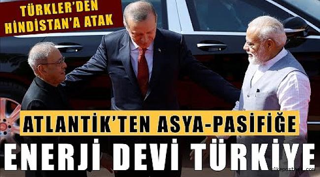 Türkiye'den Hindistan'a atak, Enerji devi Türkiye?