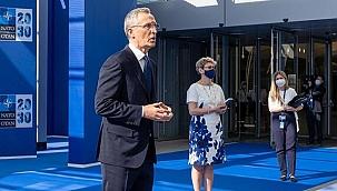 NATO Genel Sekreteri Jens Stoltenberg'den Rusya ve Çin açıklaması
