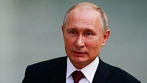 Putin'den 'Filistin' açıklaması