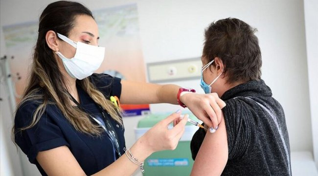 Sağlık Bakanlığı aşılamada kritik rakamları açıkladı