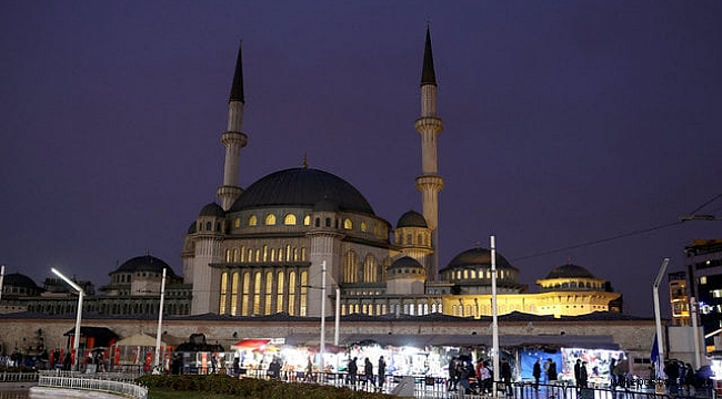 Taksim Camiinin Hazin Hikayesi;