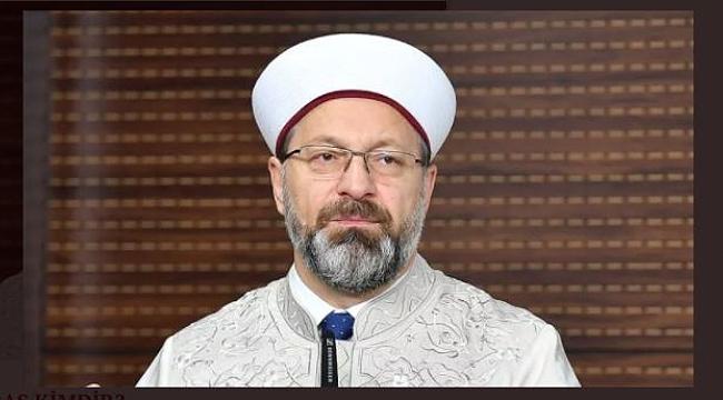 Diyanet İşleri Başkanlığına yeniden Prof. Dr. Ali Erbaş atandı