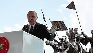 Erdoğan: Son nefesimize kadar çalışacağız