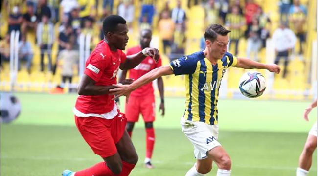 Fenerbahçe'ye Sivasspor engeli!