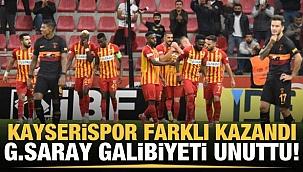 Galatasaray şokta! 3-0 mağlup oldu?