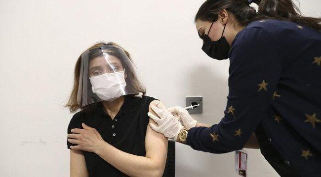 koronavirüs aşısı yaptıranlara grip aşısı önerisi