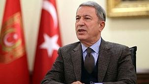 Milli Savunma Bakanı Akar'dan Gaziler Günü mesajı