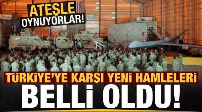 Son dakika: ABD ateşle oynuyor! Türkiye'ye karşı yeni hedefleri...