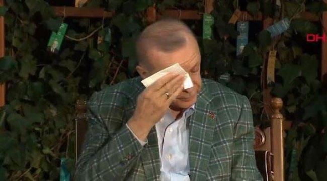 Son dakika... Kahramanmaraş'ta gençlerle buluştu! Cumhurbaşkanı Erdoğan'ı duygulandıran şiir