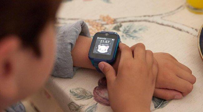 TCL'den çocuklara özel akıllı saat