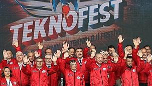 TEKNOFEST 2022 Samsun'da yapılacak