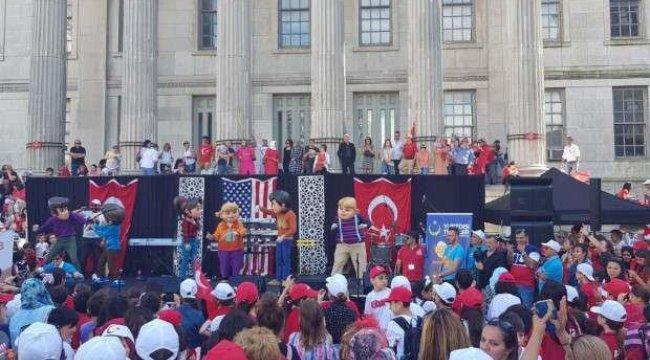 YTB'den ABD'deki Türk toplumuna yönelik onlarca proje
