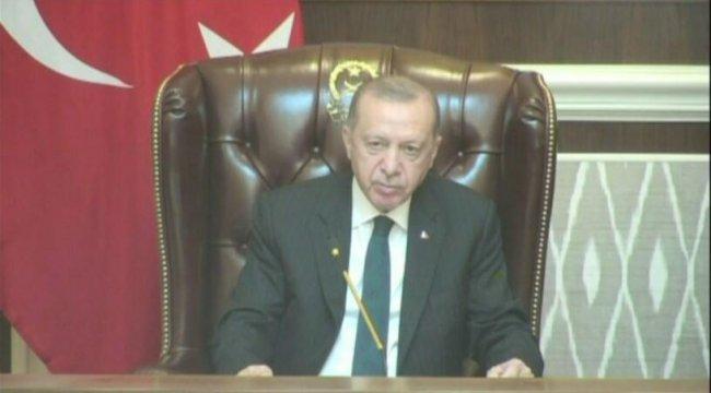 Cumhurbaşkanı Erdoğan, Angola Devlet Başkanı Lourenço ile heyetler arası görüşmede konuştu