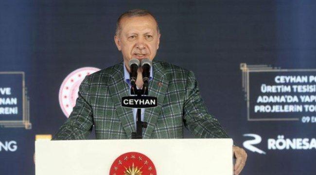 """Dünyayı bekleyen enerji krizi ile ilgili Erdoğan'dan açıklama: """"Fahiş fiyatları üçte biri, beşte biri oranında yansıtıyoruz"""""""