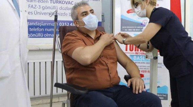 Yerli koronavirüs aşısı TURKOVAC'da yeni gelişme! Bugün başladı