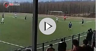 Harunusta Spor, Yıldırım spor'u 1-0 Mağlup etti