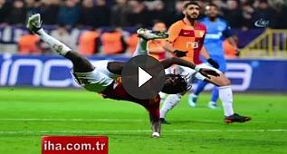 Kasımpaşa 2-1 Galatasaray Maç Özeti ve Golleri İzle