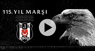 Beşiktaş'ın 115.Yıl Marşı