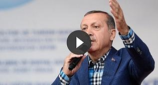 Erdoğan; CHP demek tezek demek?