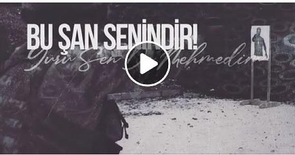 ''Barış Pınarı'' Türküsü? Mehmetcik Marşı?