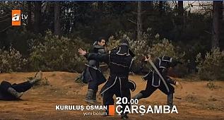 Kuruluş Osman 17. yeni bölüm fragmanı?