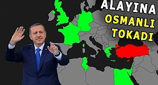Erdoğan Devlerin Masasını DEVİRDİ!