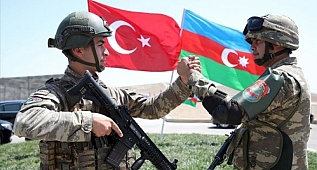 Türk Ordusu 102 YIL SONRA Yeniden Azerbaycan'da?