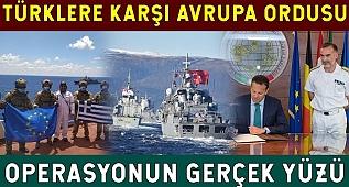 Türklere Karşı Tüm Avrupa'nın Askeri Gücü! Avrupa'nın Kirli Yüzü!