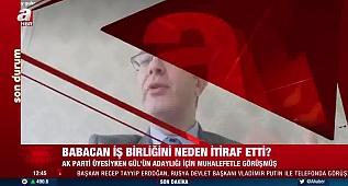 Ali Babacan iş birliğini neden itiraf etti?