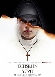 Dehşetin Yüzü (The Nun) Full HD Tek part izle